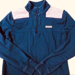 Vineyard Vines S half-zip pullover sweatshirt